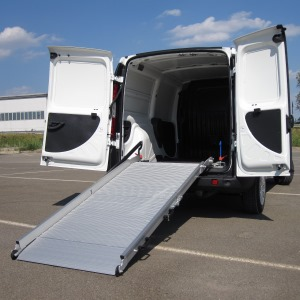 Fixed and Folding Van Ramp CL9 Series - Up to 400kg