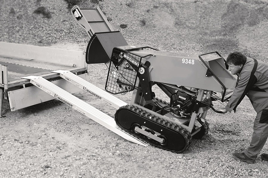 CO 25/11, 2500mm Long, 1100Kg Capacity, 250mm Wide
