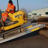 Plant & Vehicle Ramp 2500mm Long, 4550Kg Capacity, 360mm Wide