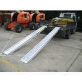 Plant & Vehicle Ramp 4500mm Long, 3050Kg Capacity, 410mm Wide