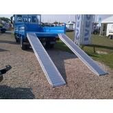 Plant & Vehicle Ramp 3500mm Long, 4900Kg Capacity, 460mm Wide