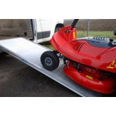 Van Ramp 2500mm Long, 500Kg Capacity, 600mm Wide