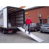 Van Ramp 4000mm Long, 500Kg Capacity, 800mm Wide