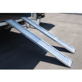 Plant & Vehicle Ramp 2500mm Long, 1400Kg Capacity, 310mm Wide