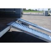 Plant & Vehicle Ramp 2000mm Long, 2250Kg Capacity, 345mm Wide