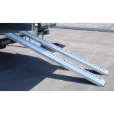 Plant & Vehicle Ramp 2500mm Long, 1750Kg Capacity, 345mm Wide