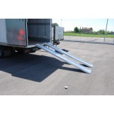 Plant & Vehicle Ramp 3000mm Long, 1350Kg Capacity, 345mm Wide