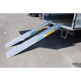 Plant & Vehicle Ramp 2000mm Long, 3680Kg Capacity, 300mm Wide