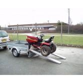 Straight Single Loading Ramp only £44.00 + VAT, 2.0mL x 260mmW, 325kg capacity