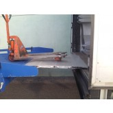 Mobile dock board, Standard, 800mm length Ramp