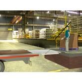 Fixed dock board, Reinforced, 1750mm length Ramp