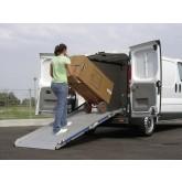 Van Ramp 2500mm Long, NAKg Capacity, 1300mm Wide