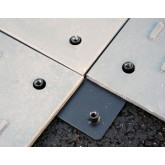 Joining Plate for ground protection board