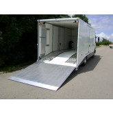 Van Ramp 2000mm Long, 2500Kg Capacity, 2400mm Wide