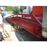 Yard Ramp 12000 mm Length Ramp