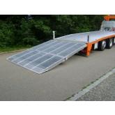 Van Ramp 2750mm Long, 2500Kg Capacity, 2140mm Wide