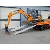 VSA14 3641351-A, 4130mm Long, 3600Kg Capacity, 510mm Wide