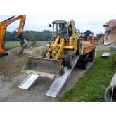 VSA16 8226352-A, 2630mm Long, 8200Kg Capacity, 520mm Wide