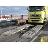 Plant & Vehicle Ramp 2250mm Long, 36250Kg Capacity, 840mm Wide