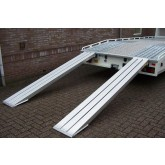 Plant & Vehicle Ramp 2400mm Long, 11000Kg Capacity, 430mm Wide