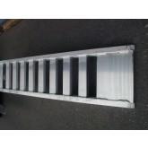 VSL Open Tread Loading Ramps,  Length 1500mm Width 470mm with Curbs