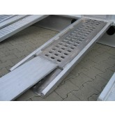 Profile Main Ramp & Mini Booster Ramp,  Length 1500mm Width 500mm  With Top Hook