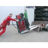 Garden & Motorcycle Ramps 2400mm Long, 550Kg Capacity, 164mm Wide