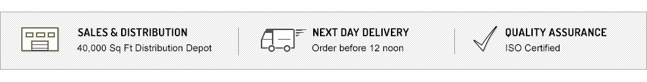 Next Day Delivery - Order before 12 noon
