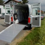 Safety Tips: Loading and Unloading Your Van