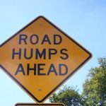 Traffic Management: Using Speed Bumps On-site