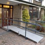 Flexible Access: Modular Ramps for Home and Business