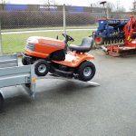 Garden and Landscaping Equipment Ramps