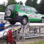 Safe and Reliable Vehicle Maintenance Ramps