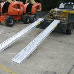 Ramps for Heavy Plant Machinery